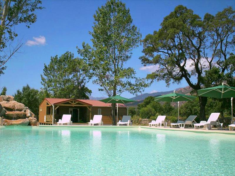 het franse eiland van de schoonheid corsica suncamp. Black Bedroom Furniture Sets. Home Design Ideas
