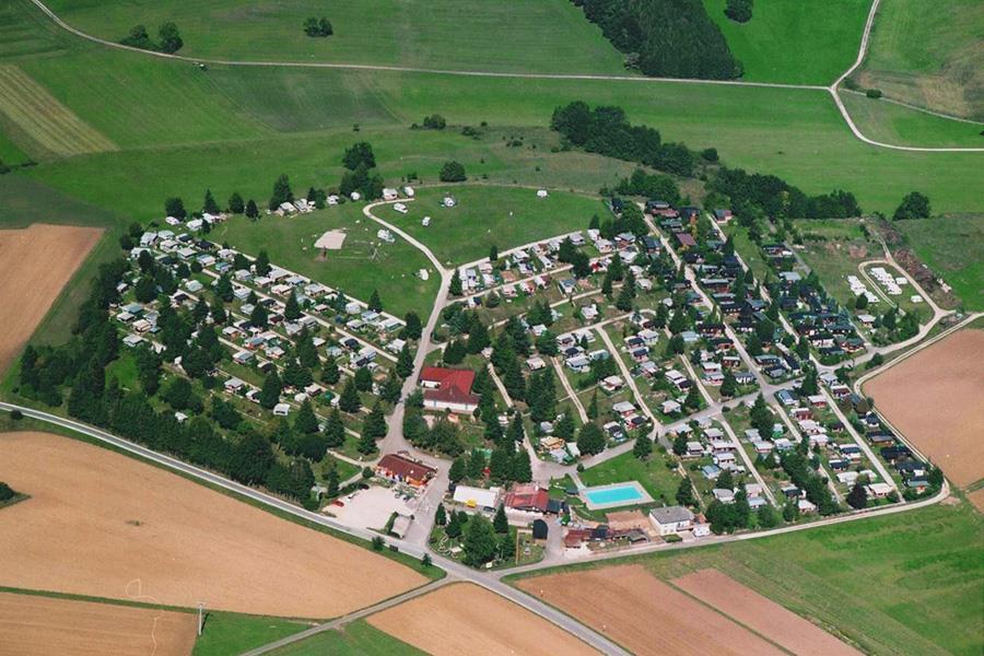 Camping  AZUR Rosencp Schwäbische Alb