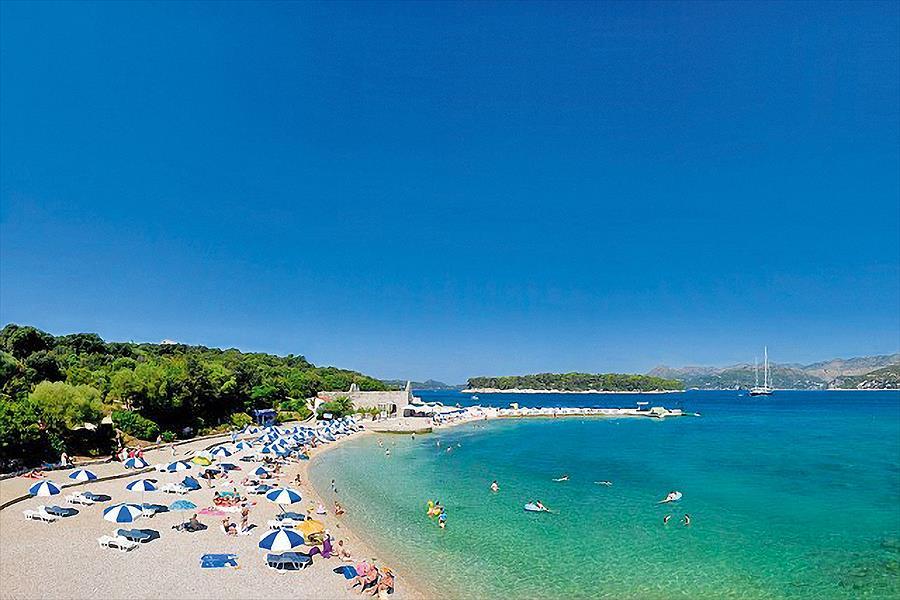 campsite Kroatië