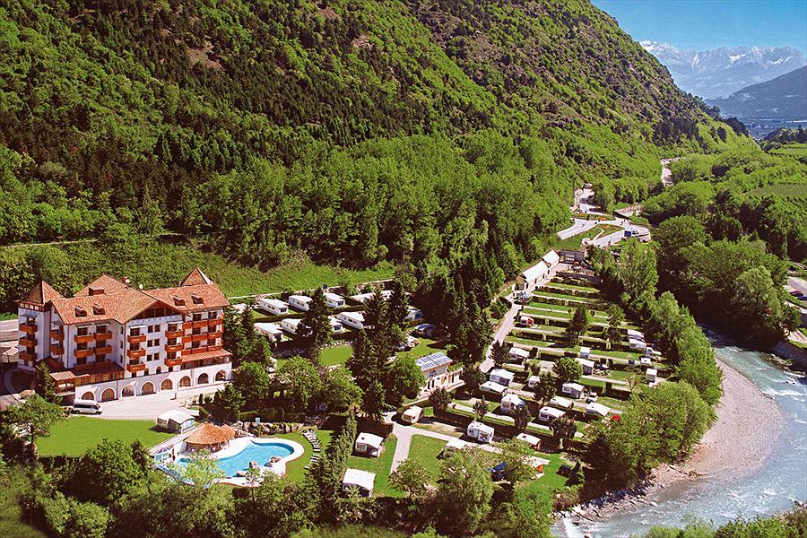 Camping  Camping Latsch