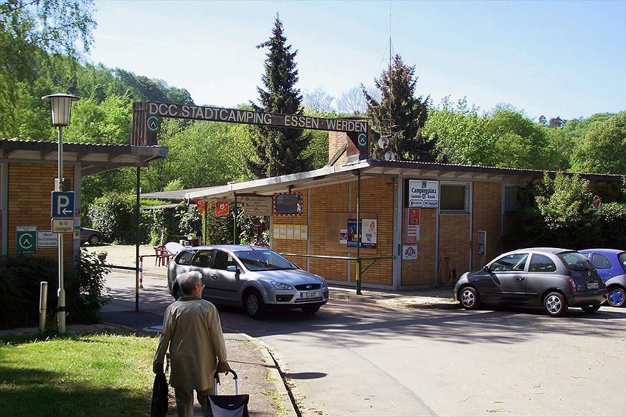 Camping  Knaus Campingpark Essen Werden