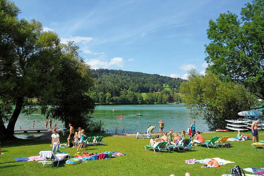 Camping  Sonnenresort Maltschacher See